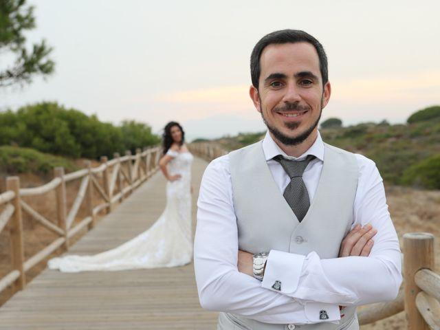 La boda de Álvaro y Tamara en Velez Malaga, Málaga 61