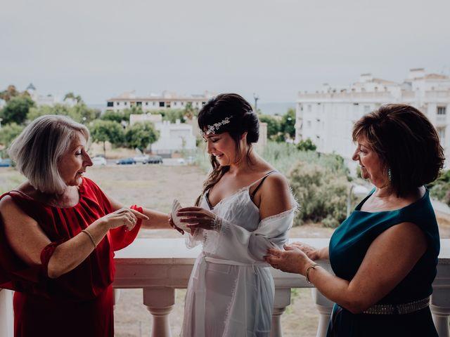 La boda de Fede y Eli en Port d'Andratx, Islas Baleares 7