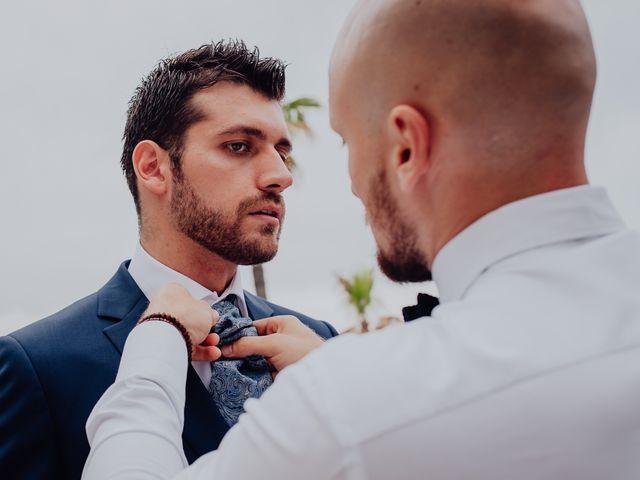 La boda de Fede y Eli en Port d'Andratx, Islas Baleares 11