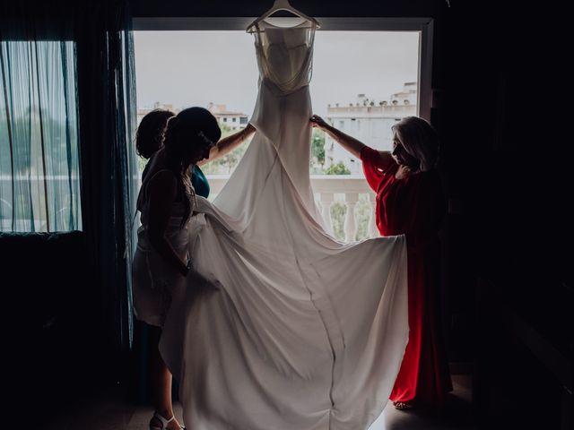 La boda de Fede y Eli en Port d'Andratx, Islas Baleares 12