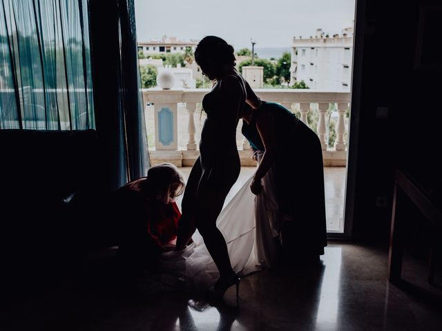 La boda de Fede y Eli en Port d'Andratx, Islas Baleares 13