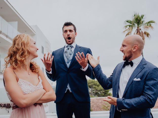 La boda de Fede y Eli en Port d'Andratx, Islas Baleares 14