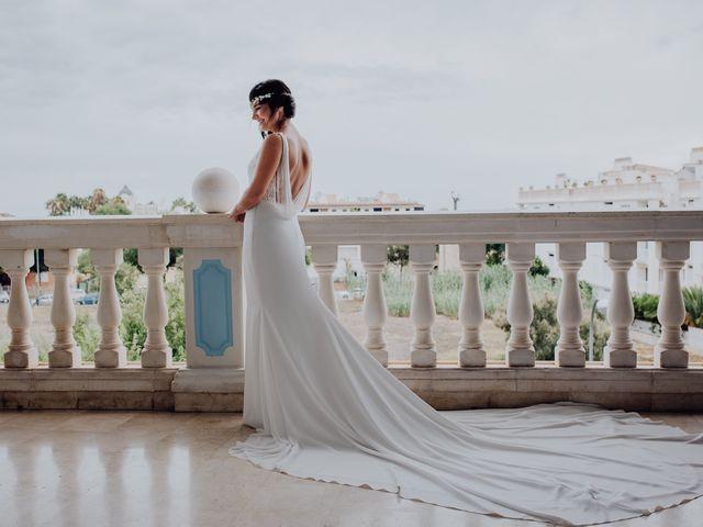 La boda de Fede y Eli en Port d'Andratx, Islas Baleares 16