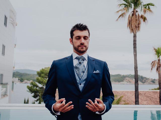 La boda de Fede y Eli en Port d'Andratx, Islas Baleares 17
