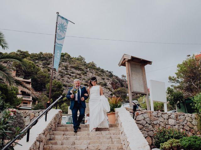 La boda de Fede y Eli en Port d'Andratx, Islas Baleares 21