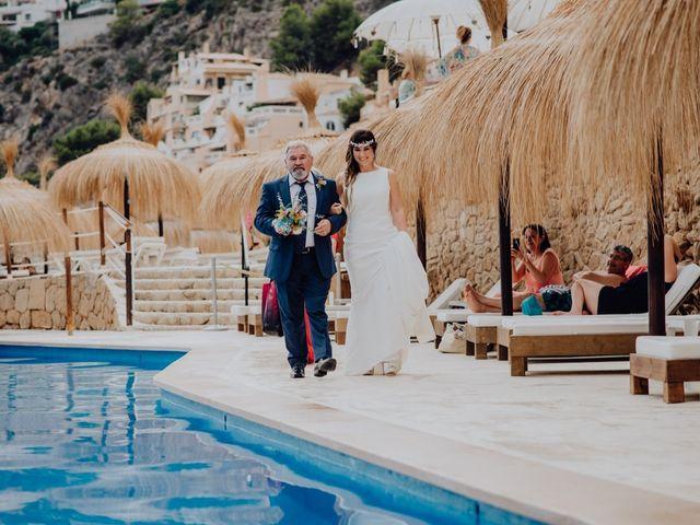 La boda de Fede y Eli en Port d'Andratx, Islas Baleares 22
