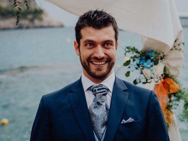 La boda de Fede y Eli en Port d'Andratx, Islas Baleares 23