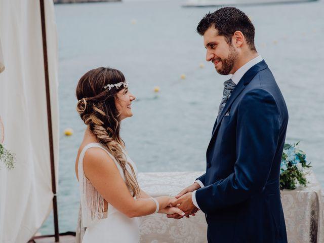La boda de Fede y Eli en Port d'Andratx, Islas Baleares 25
