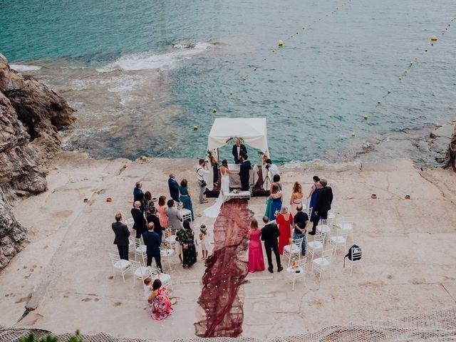La boda de Fede y Eli en Port d'Andratx, Islas Baleares 26