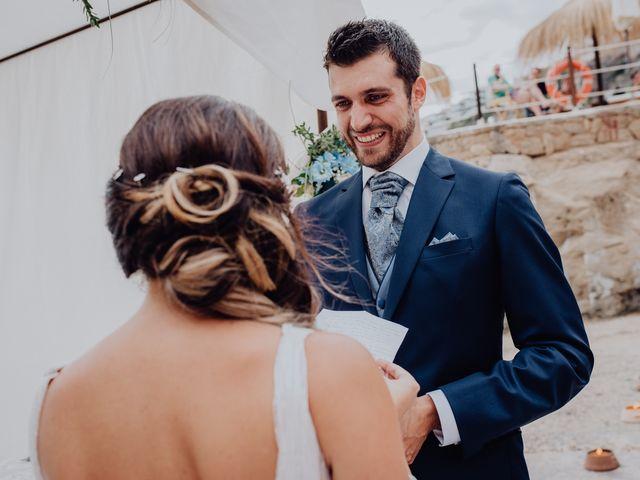 La boda de Fede y Eli en Port d'Andratx, Islas Baleares 33