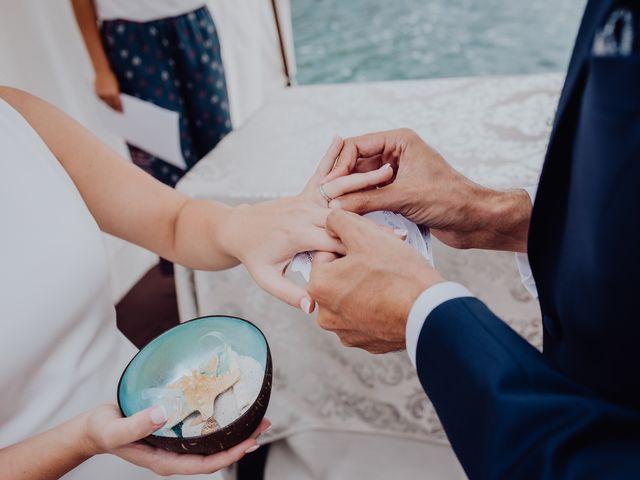 La boda de Fede y Eli en Port d'Andratx, Islas Baleares 35