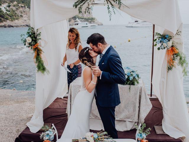 La boda de Fede y Eli en Port d'Andratx, Islas Baleares 36