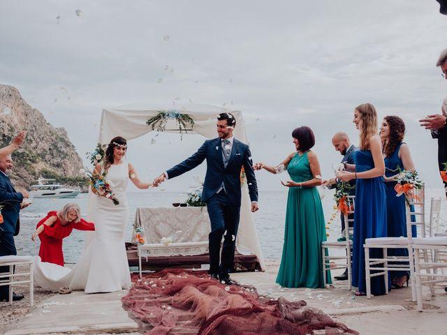 La boda de Fede y Eli en Port d'Andratx, Islas Baleares 37