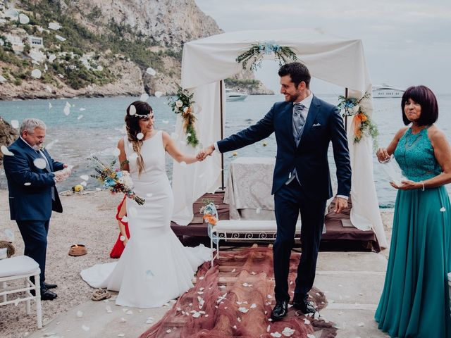 La boda de Fede y Eli en Port d'Andratx, Islas Baleares 38