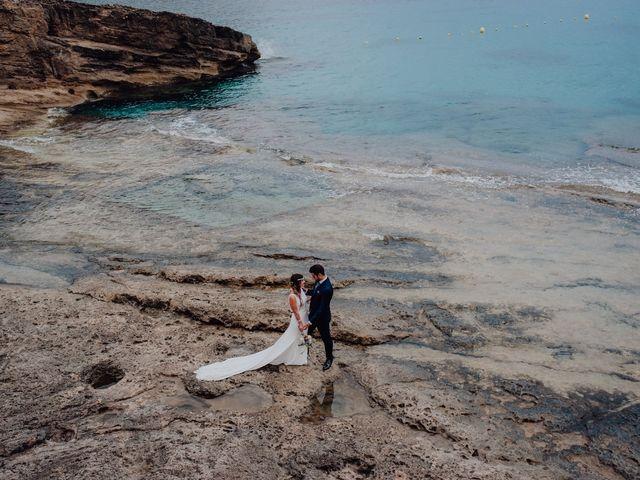 La boda de Fede y Eli en Port d'Andratx, Islas Baleares 40