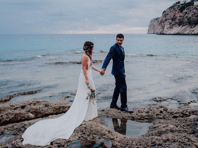 La boda de Fede y Eli en Port d'Andratx, Islas Baleares 41
