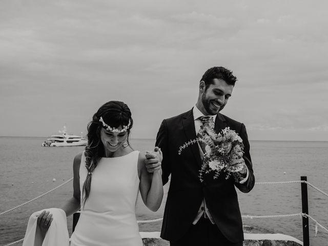 La boda de Fede y Eli en Port d'Andratx, Islas Baleares 42