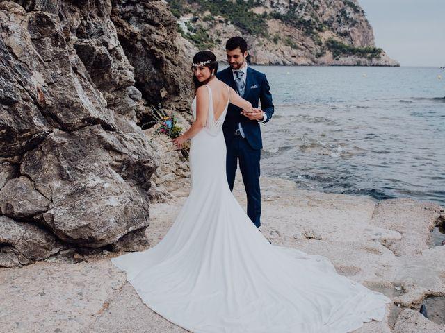 La boda de Fede y Eli en Port d'Andratx, Islas Baleares 43