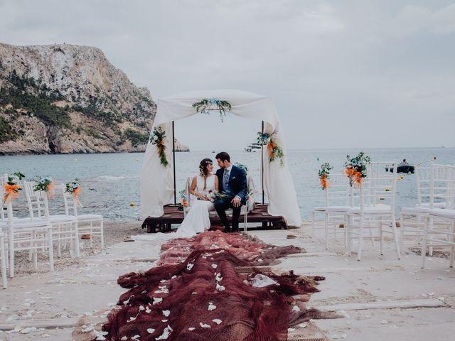 La boda de Fede y Eli en Port d'Andratx, Islas Baleares 46