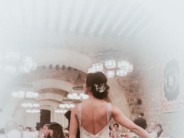 La boda de Fernando y Andrea en Siguenza, Guadalajara 3