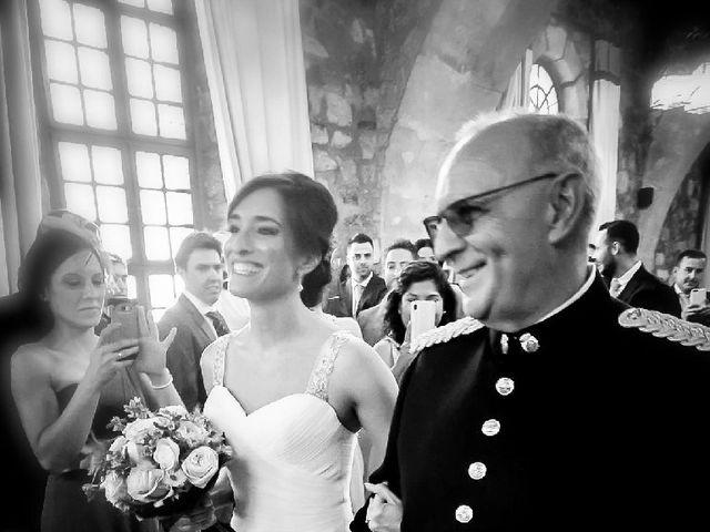 La boda de Fernando y Andrea en Siguenza, Guadalajara 4