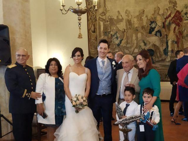 La boda de Fernando y Andrea en Siguenza, Guadalajara 28
