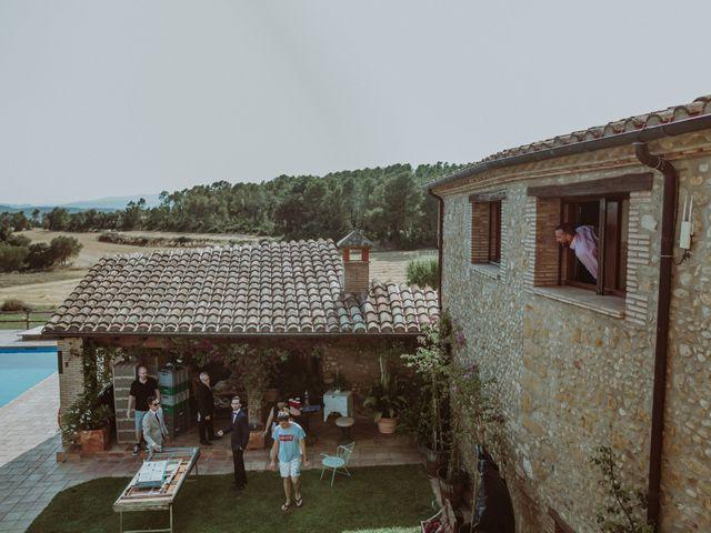 La boda de Albert y Silvia en Pontos, Girona 3