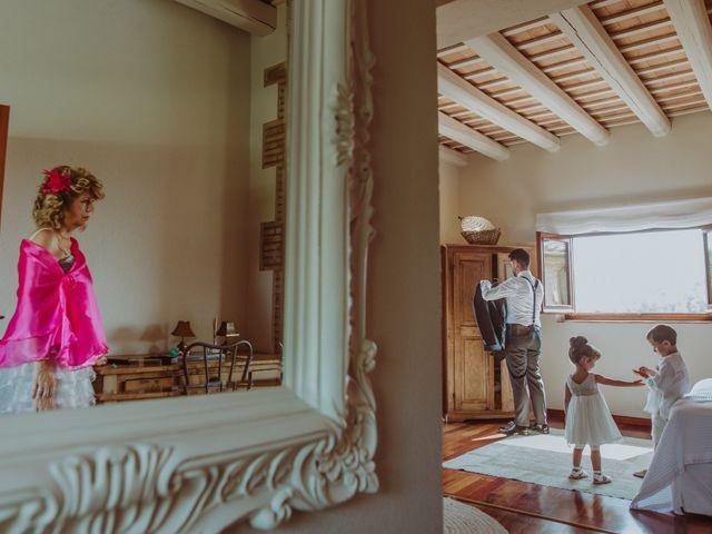 La boda de Albert y Silvia en Pontos, Girona 4