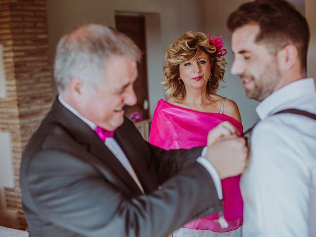 La boda de Albert y Silvia en Pontos, Girona 5