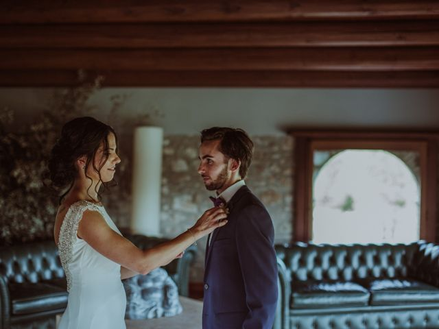 La boda de Albert y Silvia en Pontos, Girona 21