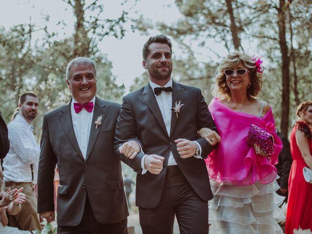 La boda de Albert y Silvia en Pontos, Girona 30