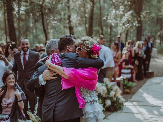 La boda de Albert y Silvia en Pontos, Girona 31