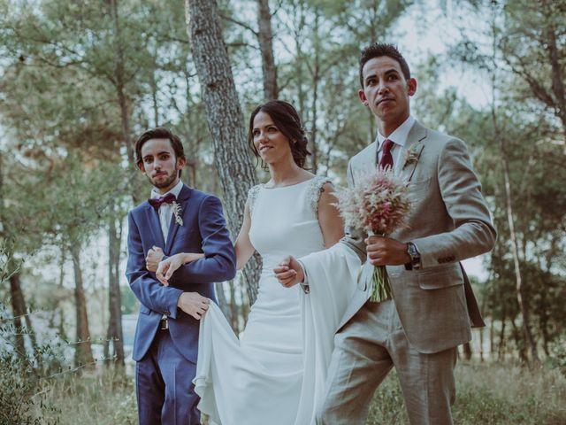 La boda de Albert y Silvia en Pontos, Girona 32
