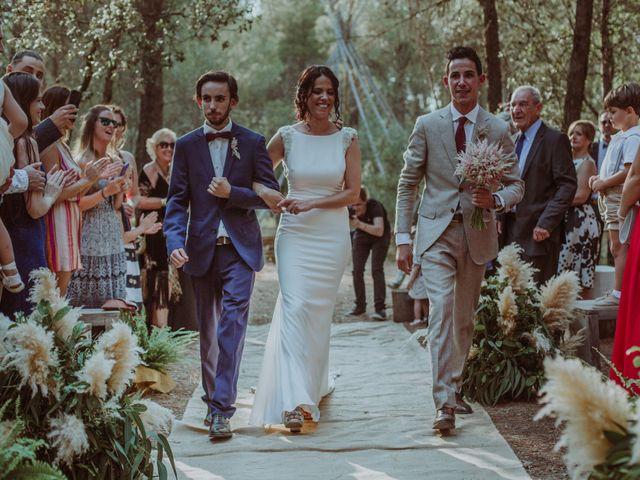 La boda de Albert y Silvia en Pontos, Girona 34