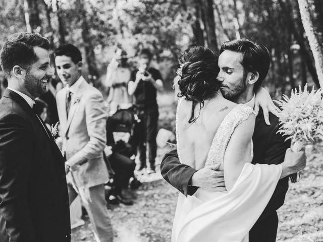 La boda de Albert y Silvia en Pontos, Girona 35