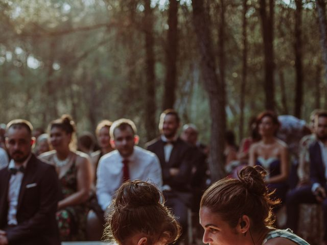 La boda de Albert y Silvia en Pontos, Girona 36