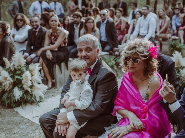 La boda de Albert y Silvia en Pontos, Girona 38