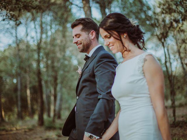 La boda de Albert y Silvia en Pontos, Girona 47
