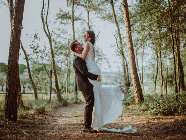 La boda de Albert y Silvia en Pontos, Girona 53
