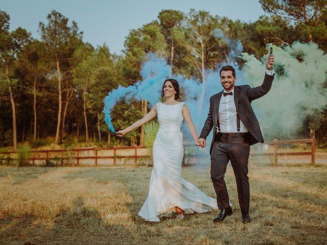 La boda de Albert y Silvia en Pontos, Girona 56