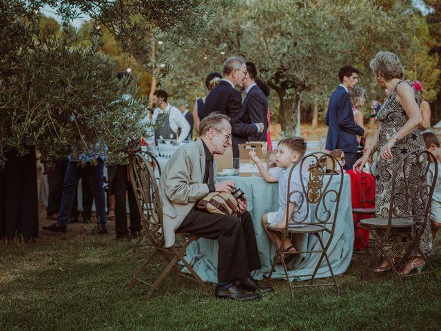 La boda de Albert y Silvia en Pontos, Girona 58