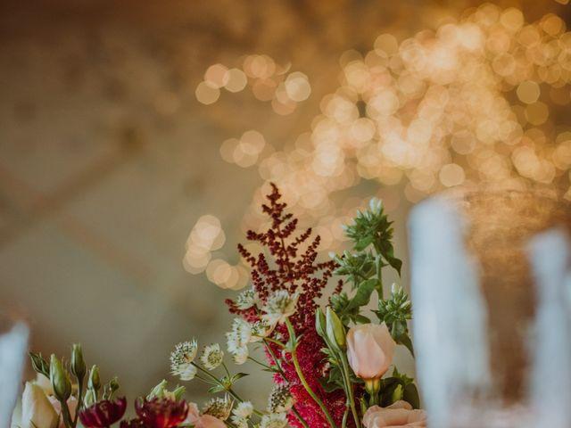 La boda de Albert y Silvia en Pontos, Girona 64