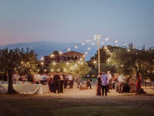 La boda de Albert y Silvia en Pontos, Girona 2