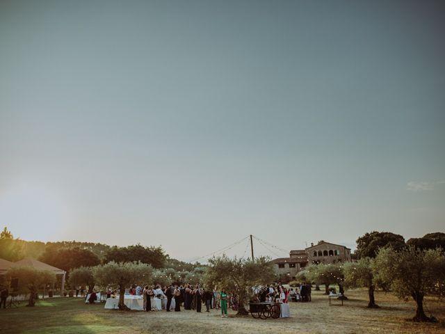 La boda de Albert y Silvia en Pontos, Girona 72