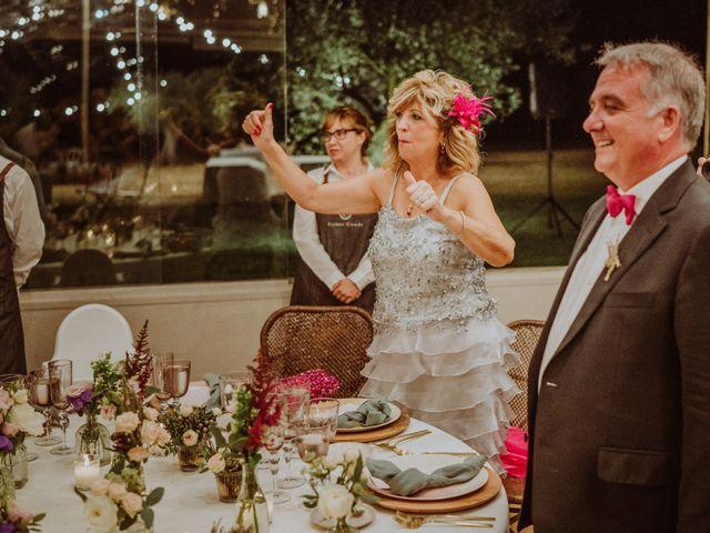 La boda de Albert y Silvia en Pontos, Girona 78