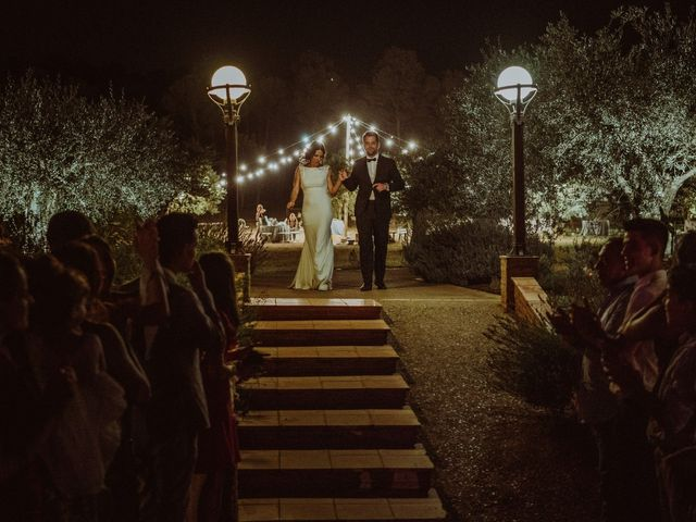 La boda de Albert y Silvia en Pontos, Girona 85