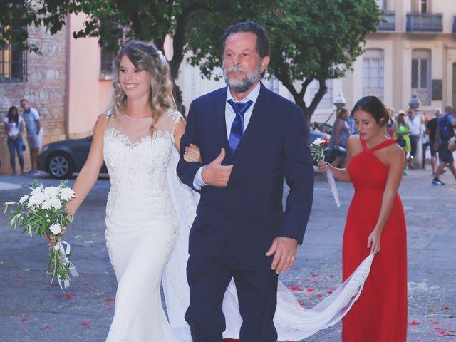 La boda de Jorge y Silvia en Málaga, Málaga 4