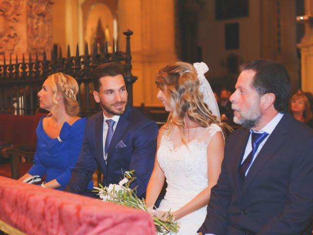La boda de Jorge y Silvia en Málaga, Málaga 5