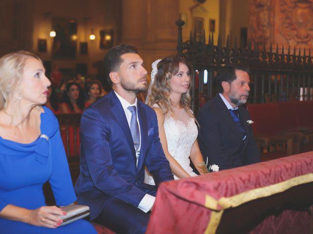 La boda de Jorge y Silvia en Málaga, Málaga 7