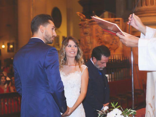 La boda de Jorge y Silvia en Málaga, Málaga 10